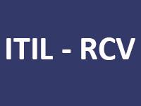 ITIL Capability – RCV