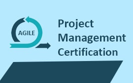 AGILE PROJECT MANAGEMENT CERTIFICATION
