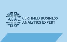 CERTIFIED BUSINESS ANALYTICS EXPERT
