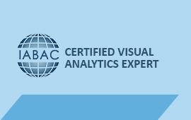 CERTIFIED VISUAL ANALYTICS EXPERT