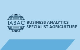 BUSINESS ANALYTICS SPECIALIST AGRICULTURE